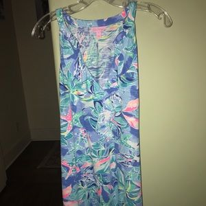 Lilly Pulitzer Shay dress in size XL